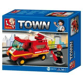 Camión de bomberos. SLUBAN B0173
