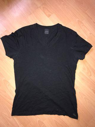 ac43b758e Camisetas Zara hombre de segunda mano en WALLAPOP