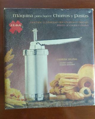 maquina para churros y pastas