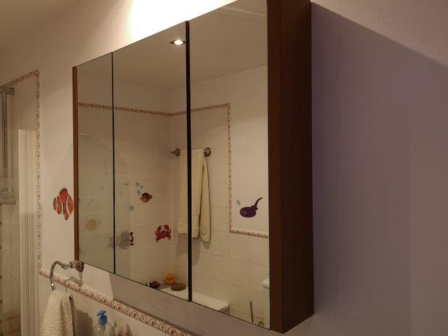 Conjunto mueble cuarto de baño de segunda mano por 90 € en ...