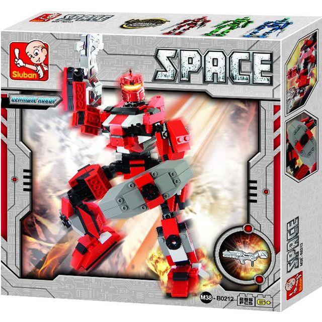 SLUBAN B0212 SPACE ULTIMATE ROBOT