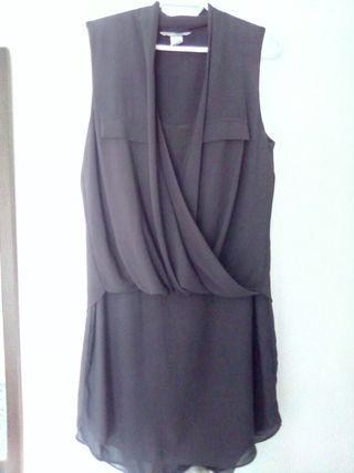 Vestido negro H&M nuevo