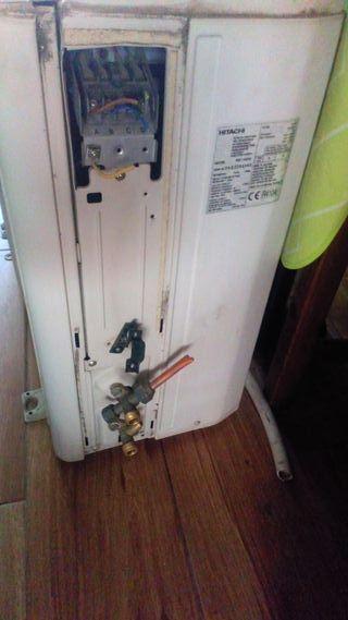 Compresor de aire acondicionado Hitachi
