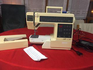 Máquina de coser electrónica SINGER SONATA