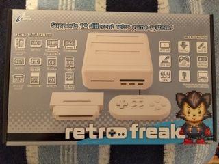 Retro Freak (Consola Retro) + funda de regalo