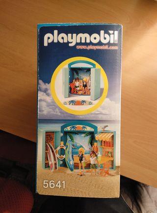 Playmobil 5641 Cofre tienda de surf
