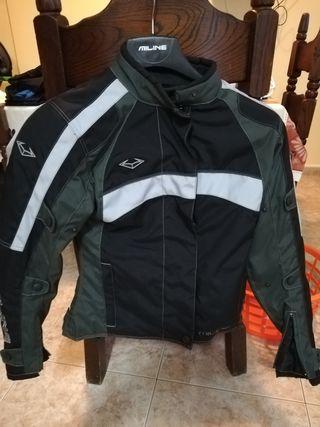 chaqueta de moto de cordura
