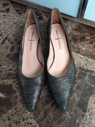 Segunda Provincia De Para Vestir Mano Zapatos Mujer En La dBoeCxQrW