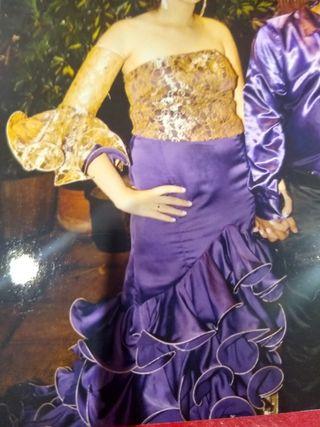 se vende vestido de fiesta