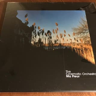 Vinilo The Cinematic Orchestra Ma Fleur