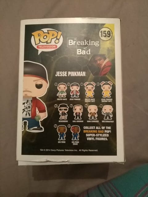 breaking bad, Jesse pinkman figure