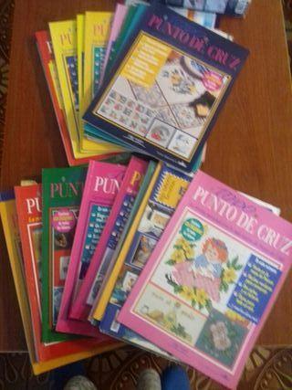Revistas Todo punto de cruz