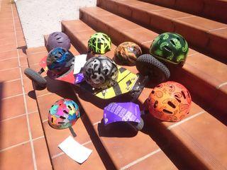 cascos personalizados.