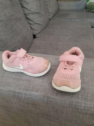 zapatillas nike 23 niña