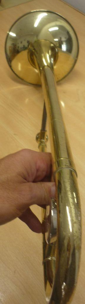 Trombón Bach TB 300 en buen estado.