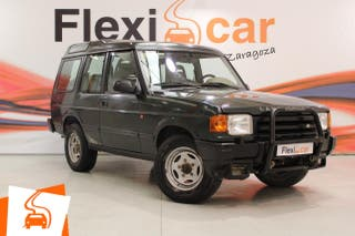 Land-Rover Discovery 2.5 TDI KAT 96MY