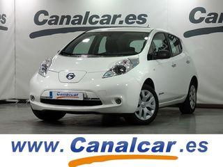 Nissan Leaf 5p 109 CV Visia eléctrico con baterías en propiedad