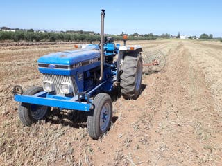 tractor ford 4610 narrow