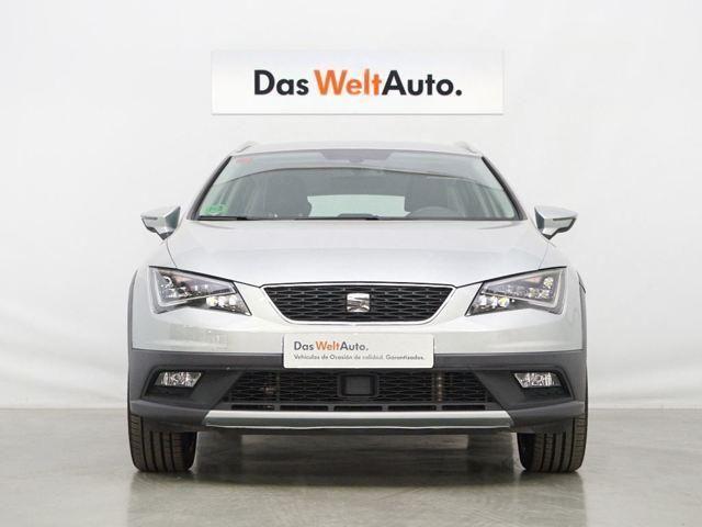 SEAT Leon Xperience 2.0 TDI StANDSp X-perience 4Drive DSG6 135 kW (184 CV)