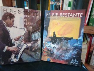 """REGALO Revista independiente """"El pie restante"""""""