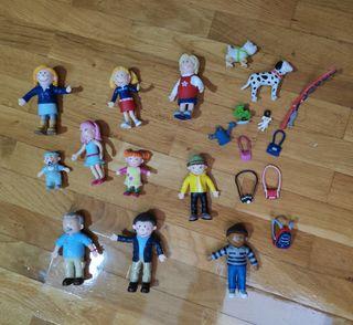 Familia muñecos Amanda Imaginarium