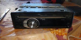radio de coche JVC