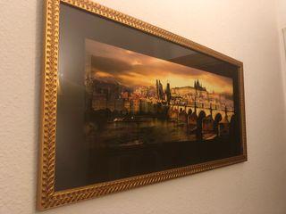 Cuadro Praga original