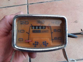 reloj kuentakilometros mobilette