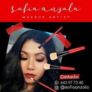 Maquillista Maquilladora Maquillaje profesional