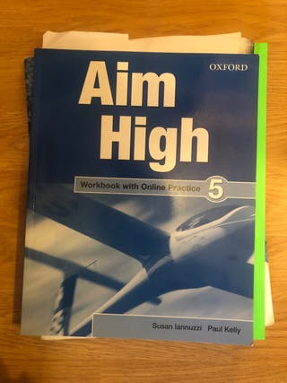 Workbook de inglés 2º de bachillerato