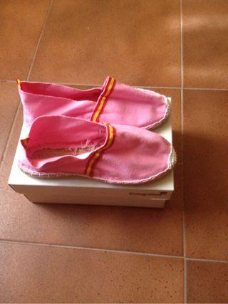 Zapatillas de esparto N 33