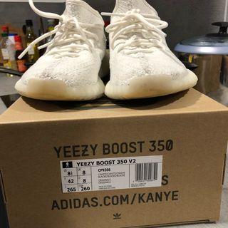 Yeezy350 V2 Cream White