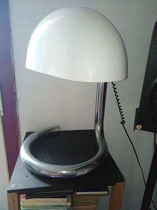 lámpara de mesa años 70