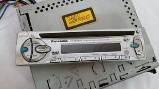 Radio CD MP3 PANASONIC coche