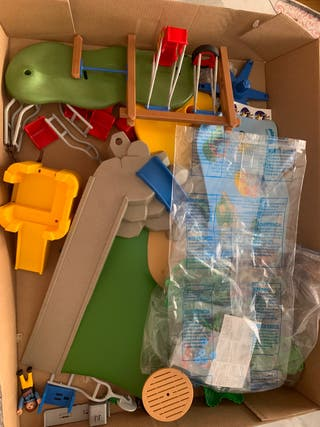 Playmobill Parque Infantil