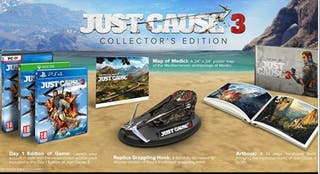 Just Cause 3 Edicion coleccionista xbox one -ps4