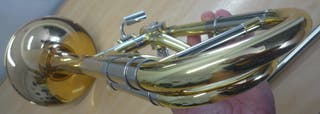 Trombon Jupiter JSL 636 lacado en muy buen estado