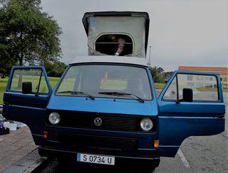 Volkswagen T3 - Westfalia Camper - 1987