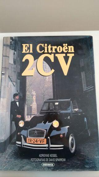libro El Citroen 2CV