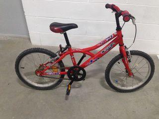 Bicicleta niñ@