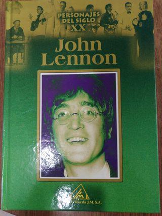 Libro John Lennon