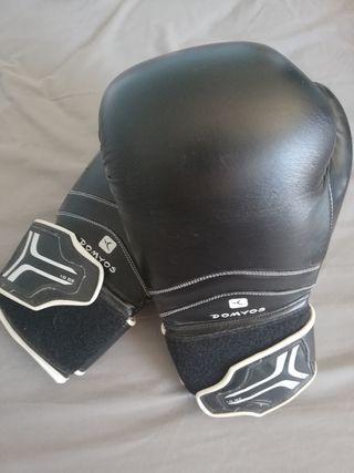 Guantes de boxeo Domyos
