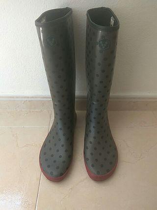 Botas lluvia minimalistas t 42
