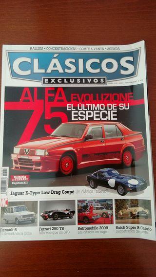 revista Clasicos exclusivos