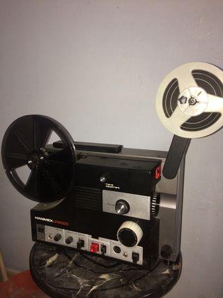 Proyector de cine súper 8