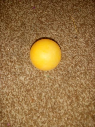 Mini Ping Pong ball