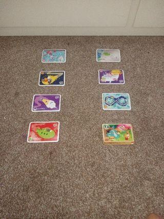 Bear yoyo cards