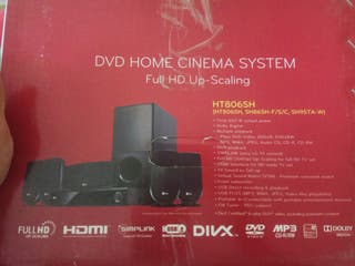DVD HOME CINEMA 5.1 FULL HD LG HT806SH