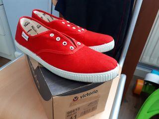 Zapatillas Victoria 41