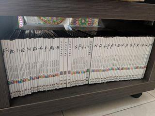 Friends serie completa colección el mundo
